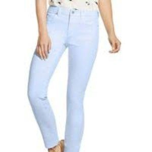 TWO BY VINCE CAMUTO Blue Skinny Mid rise Jeans 29